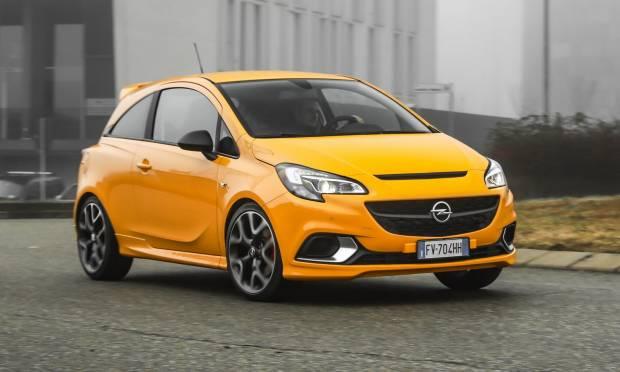 Opel Una settimana con la Corsa GSi