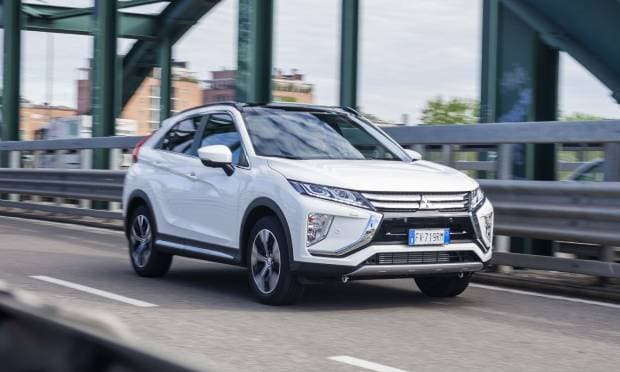 Mitsubishi Eclipse Cross Una settimana con la 2.2 D 4WD Diamond