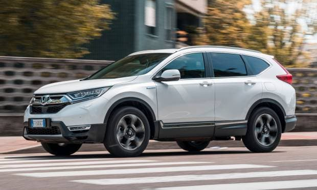 Honda Una settimana con la CR-V Hybrid - VIDEO