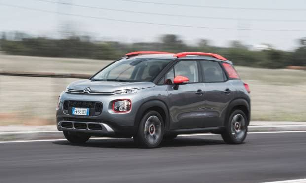Citroën C3 Aircross Una settimana con la BlueHDi 120 S&S Eat6 Shine [Day 5] - VIDEO