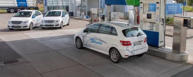 Daimler Germania, le stazioni di idrogeno sono già 22