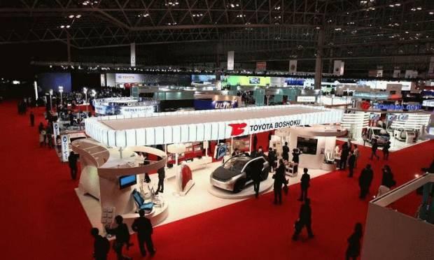 Motor Show di Tokyo SOLO 615 MILA VISITATORI