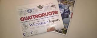 Dieselgate Volkswagen Edizione straordinaria con il numero di ottobre [video]