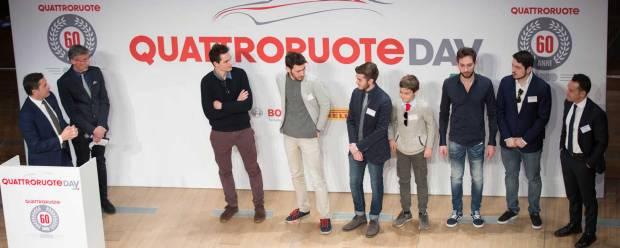 """Quattroruote Day I corti del contest """"Un giorno in automobile - VIDEO"""