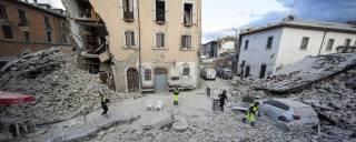 Terremoto nel Centro Italia Collegamenti difficili tra Lazio, Umbria e Marche