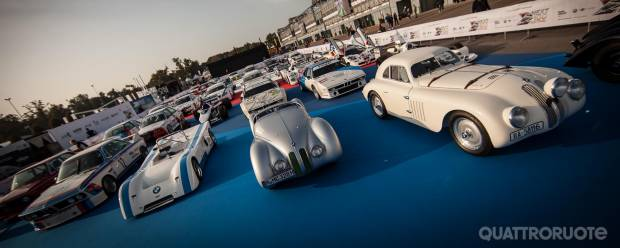 BMW Next 100 Festival Buon compleanno BMW! - GALLERY