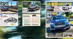 #nuovoQuattroruote In vendita il numero di ottobre - VIDEO