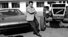 Motor Show Si celebrano i 100 anni di Ferruccio Lamborghini