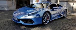 Lamborghini Una nuova Huracán per la Polizia - VIDEO