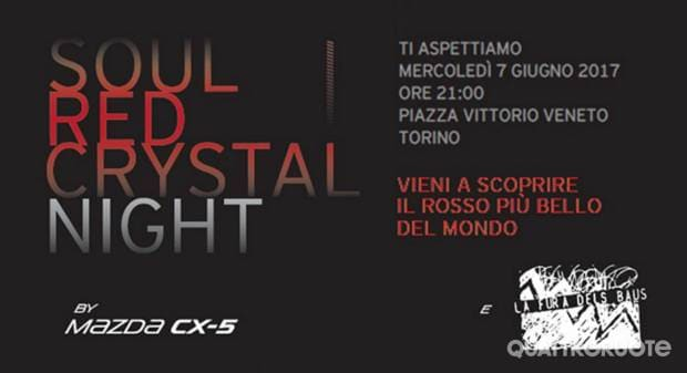 Soul Red Crystal Night per celebrare la nuova Suv compatta