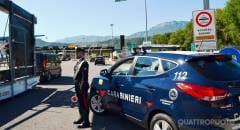 A Bolzano Consegnata una Hyundai ix35 a idrogeno ai carabinieri