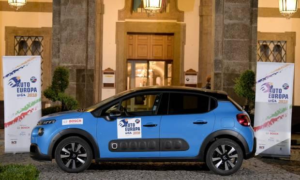 Alla C3 il premio Auto Europa 2018