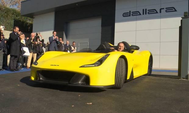La festa con Ferrari, Lamborghini e Pagani - VIDEO