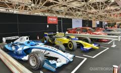 Al Motor Show ci sono anche le auto storiche
