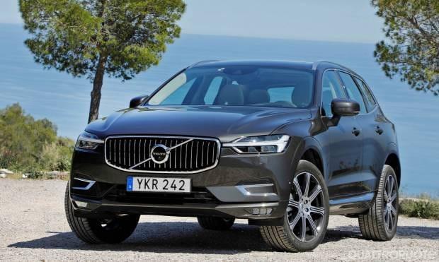 La vincitrice è la Volvo XC60