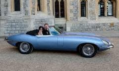 Le auto del matrimonio di Harry e Meghan – FOTO GALLERY