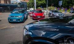 I test drive fanno tappa a Milano