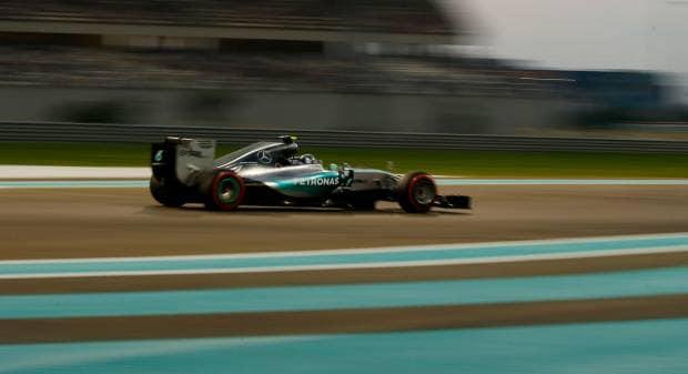 GP di Abu Dhabi Doppietta Mercedes: vince Rosberg