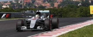 Gp Ungheria Doppietta Mercedes, vince Hamilton