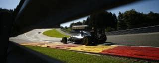 Gp del Belgio<br>  Rosberg conquista la pole a Spa
