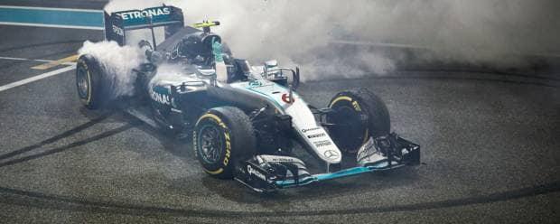 Le grandi stagioni della F.1 Il ciclo vincente della Mercedes