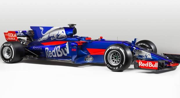 Scuderia Toro Rosso Nuova livrea per la STR12