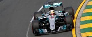 Gp d'Australia Hamilton in pole, Vettel è secondo