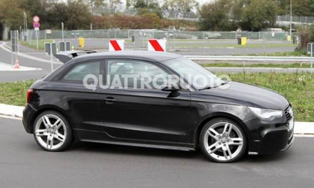 Audi RS1 Oltre 200 cavalli e trazione integrale