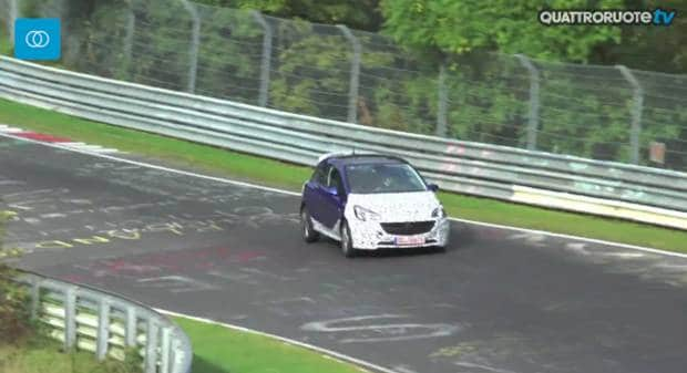 Nuovi collaudi al Nürburgring [video]