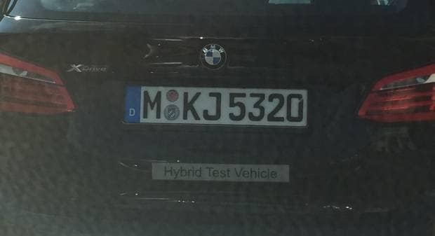 BMW Serie 2 Active Tourer eDrive Il prototipo ibrido plug-in per le strade di Monaco