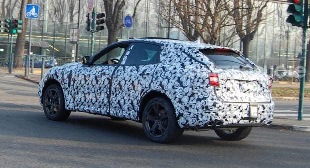 Maserati Levante Proseguono i test alla vigilia del Salone di Ginevra