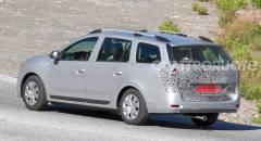 Dacia Sandero e Logan MCV Proseguono i collaudi per i facelift