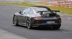 Porsche 911 GT3 Nuovi collaudi per la versione aggiornata