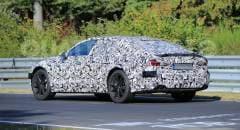 Audi A7 Nuovi test al Nürburgring per la seconda generazione