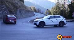 Alfa Romeo Stelvio La versione normale per la prima volta in video