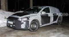 Ford Focus Primi test per la quarta generazione