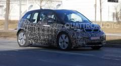 BMW i3 Primi test per il restyling dell'elettrica