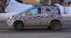 Fiat Panda Torna a farsi vedere la versione aggiornata