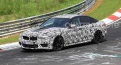 BMW M5 Collaudi al Ring per la sportiva di Monaco