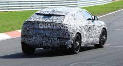 Lamborghini Urus Avvistata per la prima volta la Suv del Toro