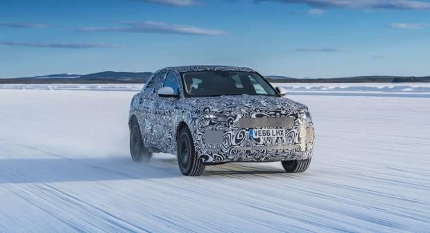 Jaguar E-Pace I test estremi della nuova Suv - VIDEO