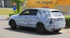 Mercedes-AMG GLE 63 Prosegue lo sviluppo della nuova generazione