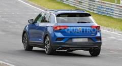 Volkswagen T-Roc R Collaudi al Nürburgring per la variante sportiva
