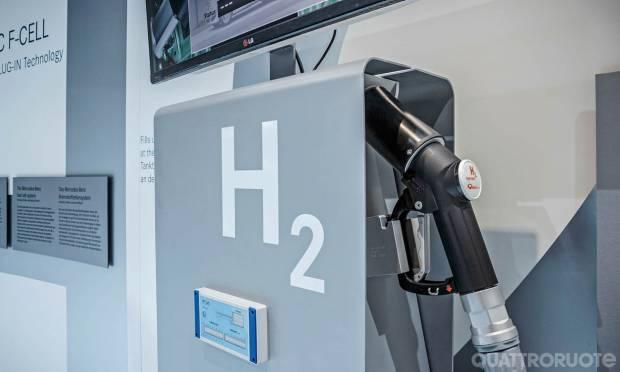 Prove di alleanza per i motori a idrogeno