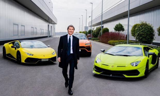 Lamborghini, in arrivo il quarto modello: sarà il primo 100% elettrico