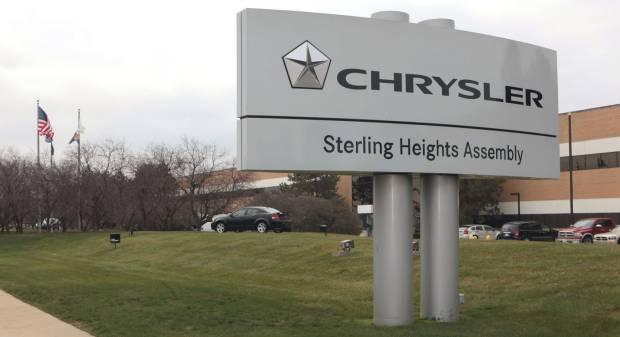 Gruppo Fca Un miliardo e mezzo per Sterling Heights
