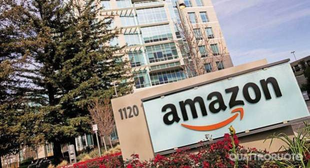 Amazon Vehicles Nuova piattaforma online dedicata all'automobile