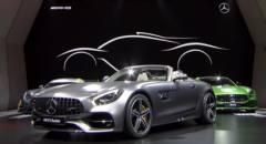 Mercedes-Benz Parigi, confermata l'hypercar ibrida AMG con tecnologia F.1