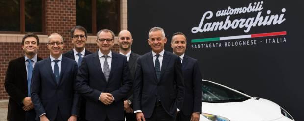 Lamborghini Siglato un accordo con il MIT-Italy Program