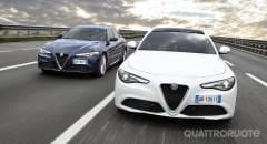 Alfa Romeo Ipotesi station wagon per la Giulia